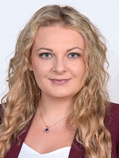 Headshot of Sandra Juggar